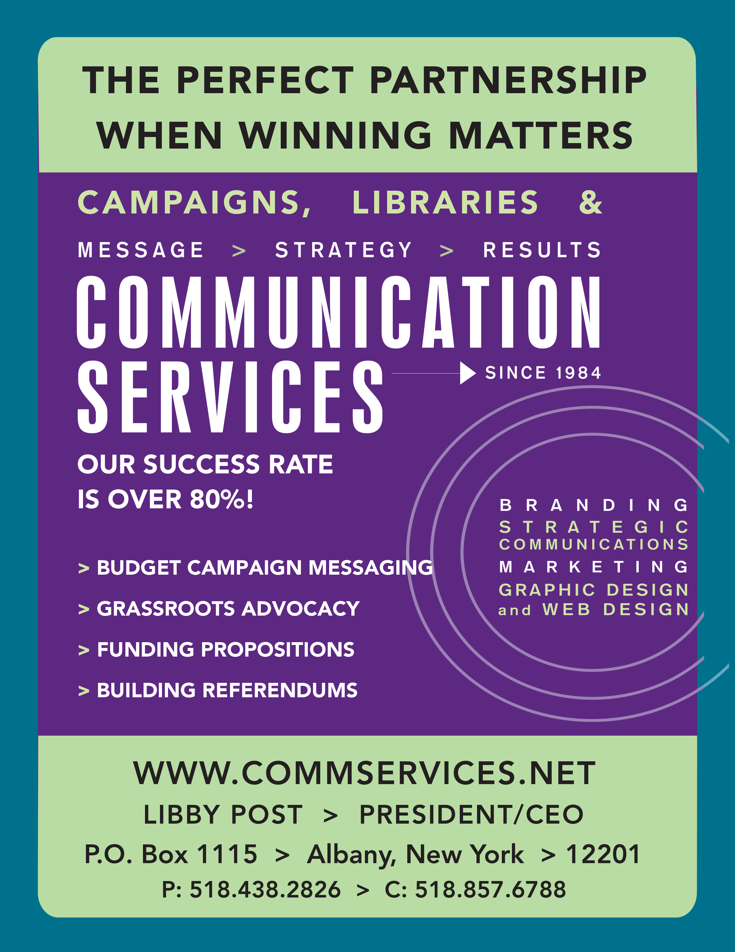 Communication Services premieres White Board Video